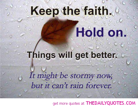 Inspiring quotes and sayings about faith with images inspirational